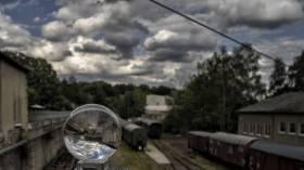 Exkursion zu den Dampflokfreunden