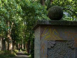 Exkursion zum Bürgerpark