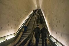 Jazek Mazur - Rolltreppe zur Placa