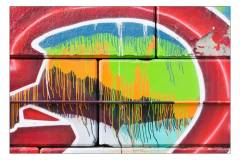 Horst Bertling-Graffiti