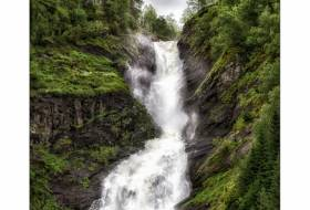 Huldefossen_Norway