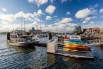 7 - Hafen in Victoria