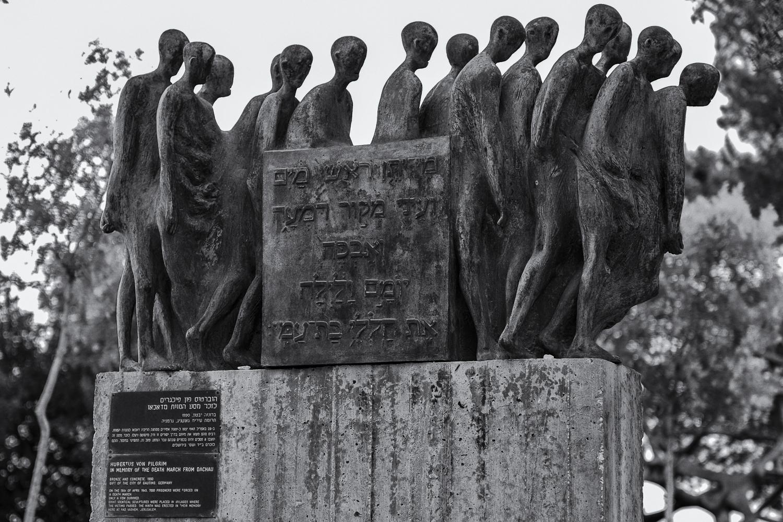 Todesmarsch von Dachau