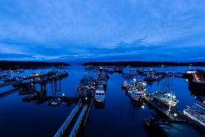 Blaue-Stunde-Kanada