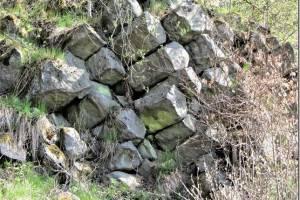Basaltfelsen-Rhoen