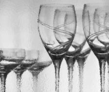 Monatsthema Glas