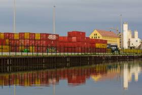 OS-Hafen