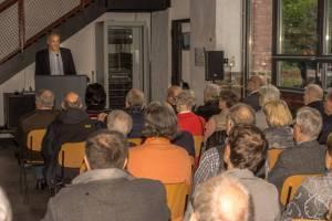 Eröffnungsrede von Museumsdirektor Spilker