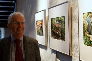Dr.Bergmann und seine Bilder