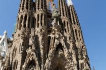 Bild 1 Sagrada Familia Barcelona