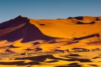 Bild 3 Sandgebirge