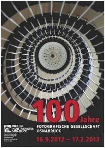 "Plakat ""100 Jahre FGO"""