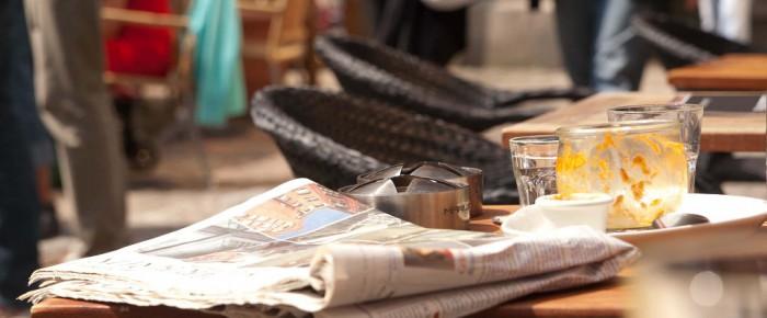 Tisch an Tisch – Fotografien