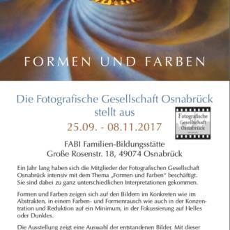 Ausstellung der FGO in der FABI