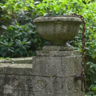 Auf dem Johannisfriedhof