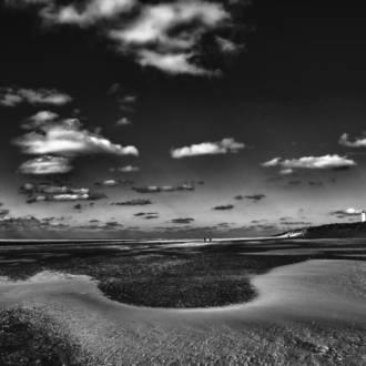 An der dänischen Nordseeküste