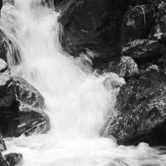 Wasserfälle im Pitztal